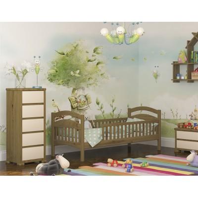 Кровать детская Жасмин Люкс